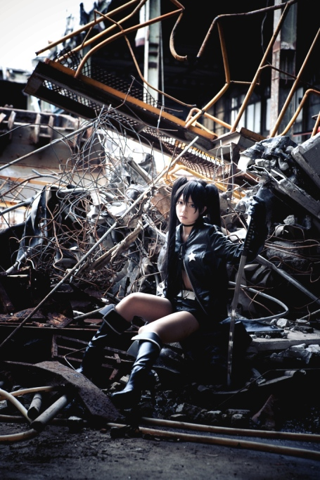 Black Rock Shooter