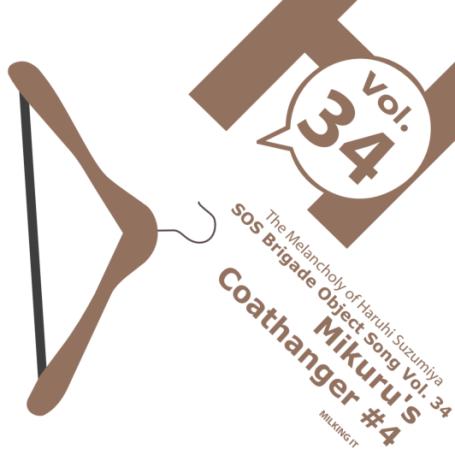 Mikuru's Coathanger