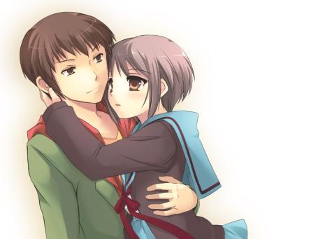 Kyon x Yuki